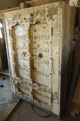 Antique Door Almirah