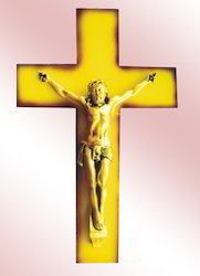 Crucified Jesus Statue
