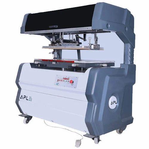 Screen Printing Machine - Atom Flat Screen Printing Machines