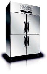 Alister Silver Four Door Refrigerator, Capacity: Multi Liter Capacity