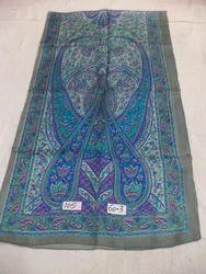 Pure Silk Printed Scarves