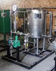 Single Pump Injection System