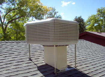 Evaporative Cooling System - View Specifications & Details