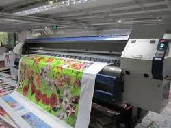 Digital Solvent Printing Services