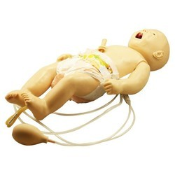 Advanced Full Functional Neonatal Nursing and CPR Manikin