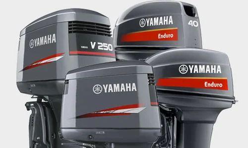 Yamaha outboard and marine engines blue bay marine for Yamaha enduro 40 hp outboard