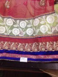 Georgette Work Fabrics