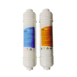 Inline Mineral Filter Cartridge