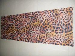 Leopard Digital Printed Pashmina Stole