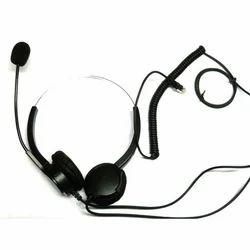 Binaural Call Center Headset DE-200