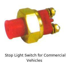 Stop Light Switch for Commercial Vehicles