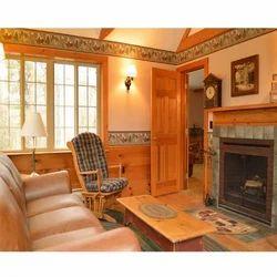 Wooden Living Bunkhouse