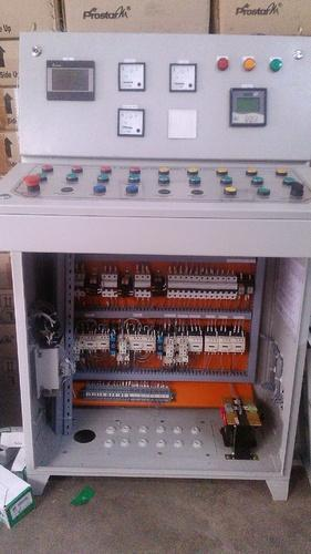 Control Panel for Fly Ash Bricks Plant