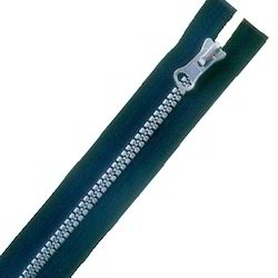 Plastic Moulded Zippers