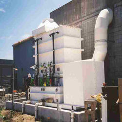 Industrial Scrubber In Vadodara Gujarat Industrial Air