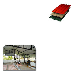 Roofing Sheet for Truss Work