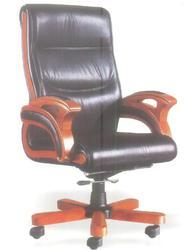 brown and black adjustable revolving chair rs 3000 piece id