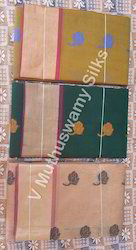 Traditional Silk Cotton Sarees