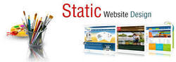 Static Website Design and Development Services
