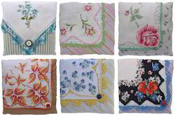 Fancy  Printed Handkerchief