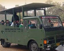 Canter Safari Service
