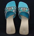 Mojari Beaded Shoes