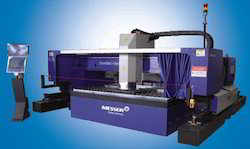 OmniMat Fiber - Metal Laser Cutting Machine
