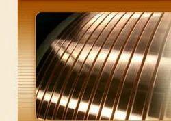 Bare Copper Strips