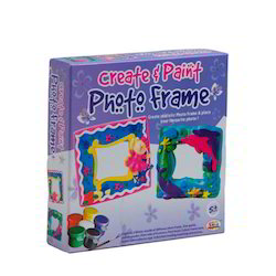 Create & Paint Photo Frames