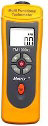 Metrix + Digital Tachometer TM 1000 XL, Industrial And Laboratory