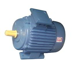 5HP THREE PHASE AC Motor