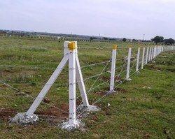 RCC Fencing Pole
