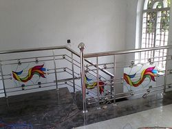 Stainless Steel Handrail In Kochi Kerala Ss Handrail