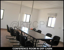 GRP Site Office Cabin