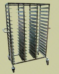 Tray Rack Trolley Suppliers Manufacturers Amp Traders In