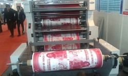 Reel To Reel Printing Machine