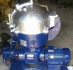 Oil Filter Or Centrifuge