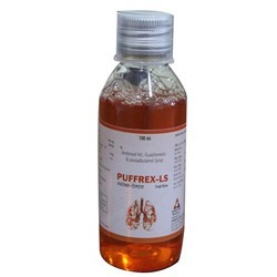 Puffrex-LS Syrups PCD Pharma