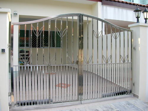 Steel Gate Stainless Steel Gate Manufacturer From Noida