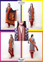 Mannat Salwar suits