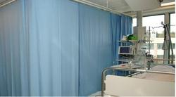 PVC Hospital Curtains, Size: 52/84 Inches, 70/72 Inches