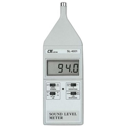 SL 4001 Sound Level Meters