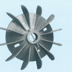 Plastic Fan Suitable For  160 Frame Size