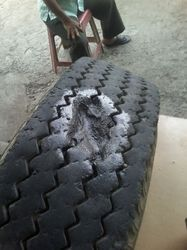 By Technology Repair Cut Of Tubeless Unmounting