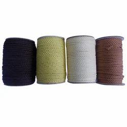 Cotton Wax Choti 3.mm X 1.mm, Use: Bags, Garments, Home Textiles, Shoes
