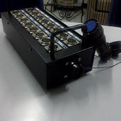 Multi Pin Stage Box