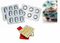 Medicine Tablet Packaging