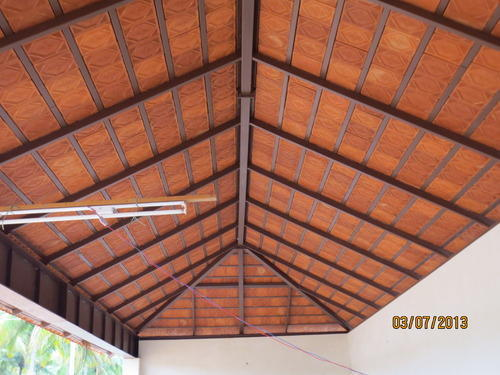 Tile Roofing Car Portico Manufacturer From Coimbatore