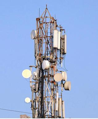 Mobile Tower Fabrication Service