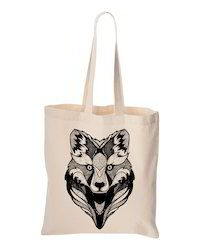 Long Handel Cotton Bag